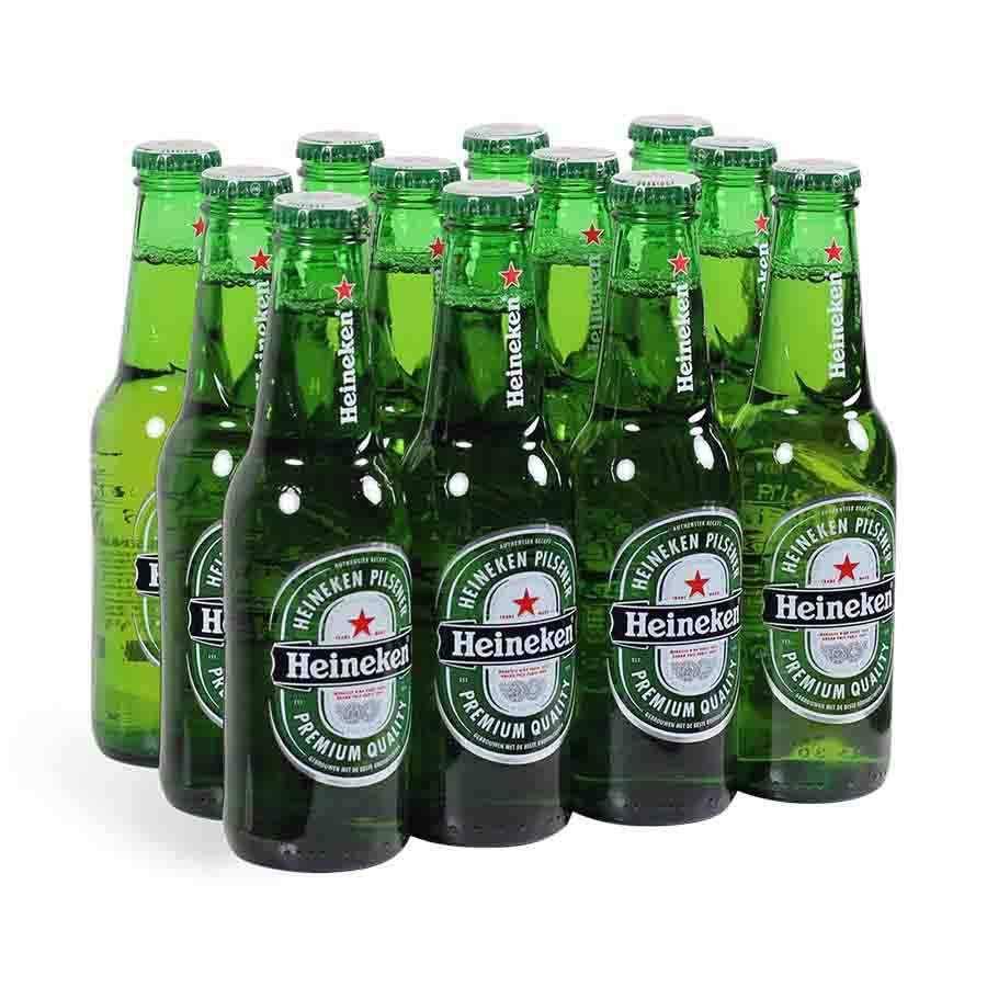 Heineken Beer Available in All Texts