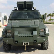 "B6 Armored Military vehicles - New bulletproof  Car ""Thunder'."