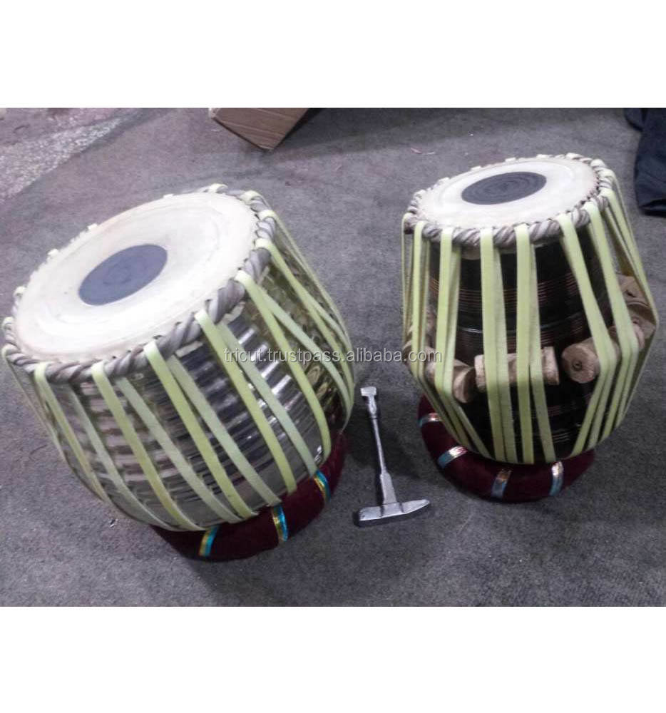 Tabla drum pair brand new with sur all Musical instruments