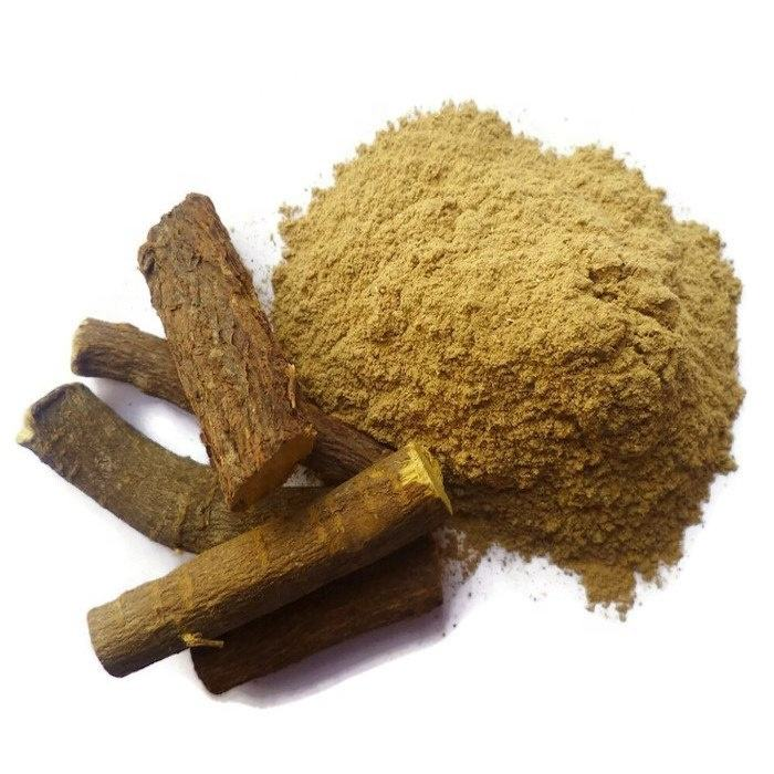Licorice / Liquorice root powder for sale from India - --- Whatsapp +91 73580 94554
