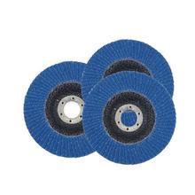 "Type 29 5"" x 7/8""  Grit 120 Zirconium flap disc for Metal Stainless steel  Wood and Plastics"