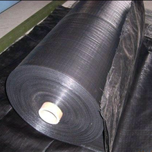 PP plastic black Anti-UV 90% weed mat, woven fabric mat and geotextile roll