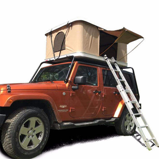 Off Road 4wd abs Hard Shell Roof Top Tent for Camping Trailer