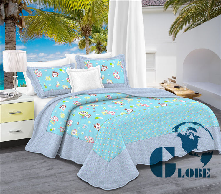 Polyester baby dekbed california king