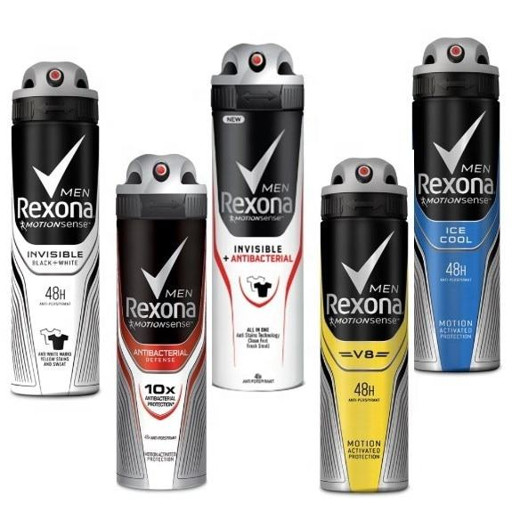 Beste Verkäufer Rexona Männer Anti Antitranspirant (Deodorant body spray)