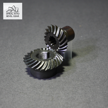 High Quality Customized Small Spiral Bevel Gear for Speed Reducer Parts