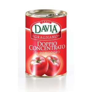 Italian tomato paste in can - 24 x 400 grams