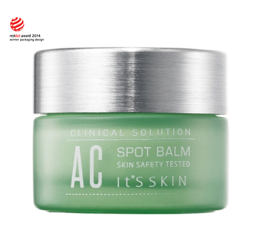 Korean cosmetic It's Skin Clinical Solution AC Spot Balm 20ml