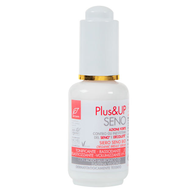 Breast Serum ORGANIC - Plus&Up