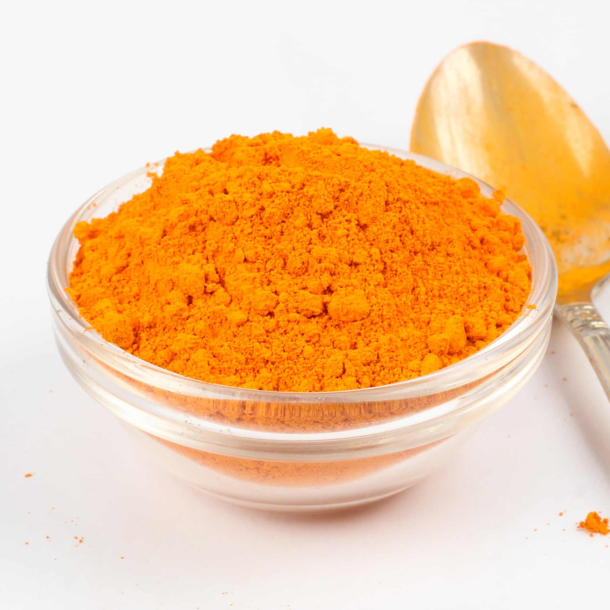 GMP and ISO Certified Organic Turmeric Powder