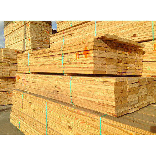 European Clean Sawn Pine/Spruce Lumber at low price