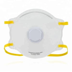 Dust Respirator Face Mask with Exhalation Valve