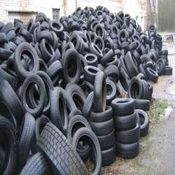 Fairly Used Tyre