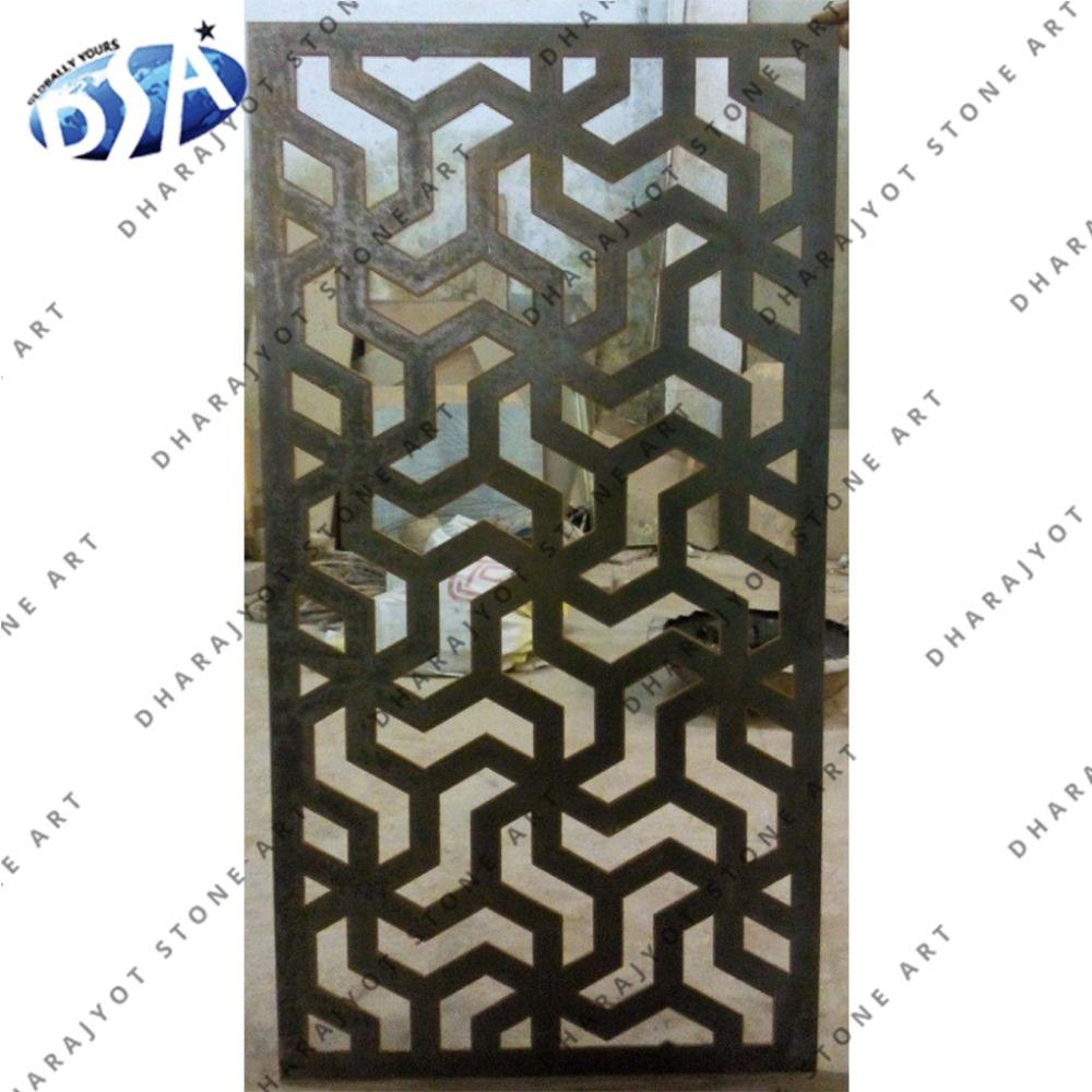 Rectangle New Design Temple Wall Jali Decor