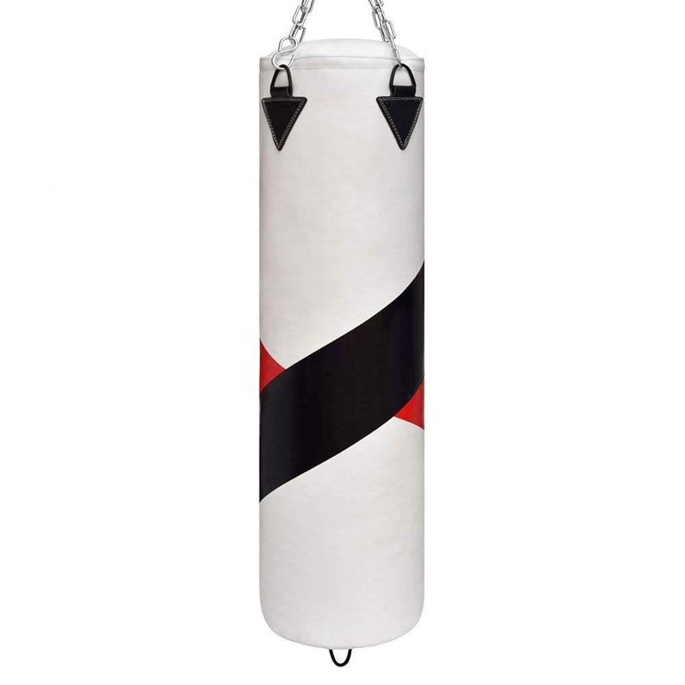 Good Quality Leather Made Heavy Duty Hanging Punching Bags Durable Punching Bags Made In Pakistan