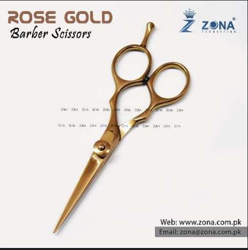 Professional Hair Schneidescheren/Haarschere/Rose Gold Friseur Haarschneide Schere Aus Zona Pakistan