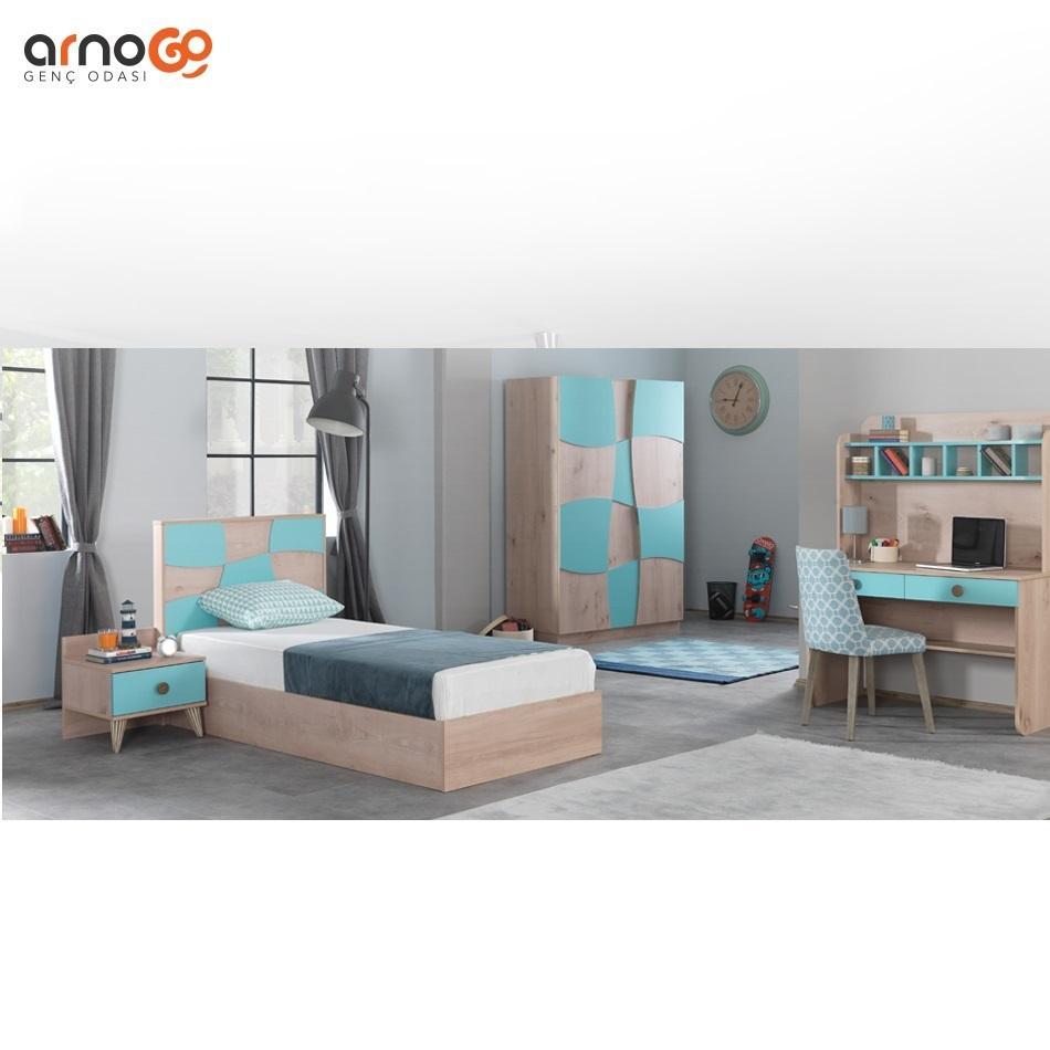 Eylul Modern Kids Home Furniture Children Bedroom Sets Kids