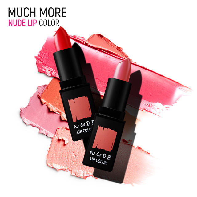 MUCHMORE - NUDE LIP COLOR