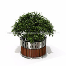 Indoor&outdoor Flower Pot Mks-041 Vase POTS Planter Flower Basket Artificial Flower Metal Flower Tub Flower Kettle/sprinkler