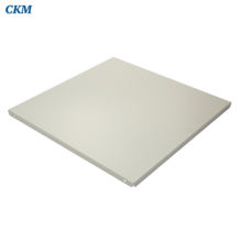 Lay-in ceiling grid tiles for  building materials perforation acoustic sound proof tiles 2'x2'