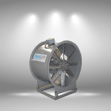 Axial Fan for Ventilation & Exhaust Systems