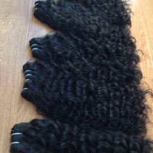 Unprocessed Double Drawn Remy Clip in Hair Extension 8 To 26 Inch