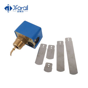 JFA400 stainless steel 패 한 자 물 flow switch