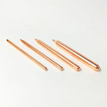 Taiwan Manufacturer copper heat pipe for Laptop Customized shapes and nickel no MOQ