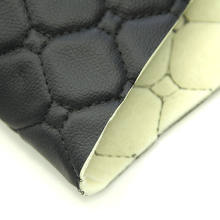 artificial synthetic pvc leather roll for home interior decoration leather upholstery