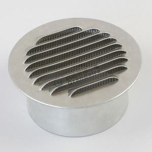 Waterdichte Air Vent Cover, Air Terugkeer Duct Grille,Air Container Ventilatie Metalen Vent Outlet