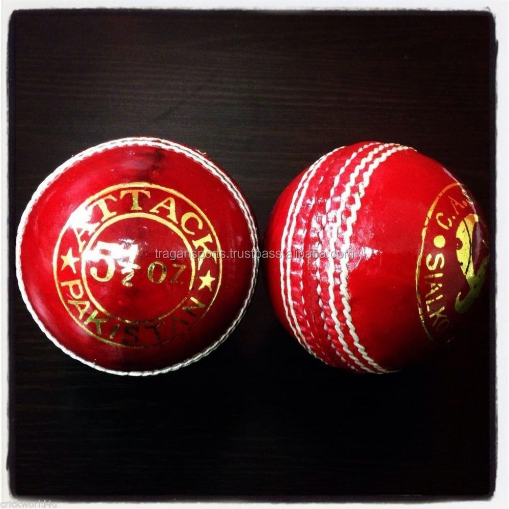 PAKISTAN CA ATTACK CRICKET BALL