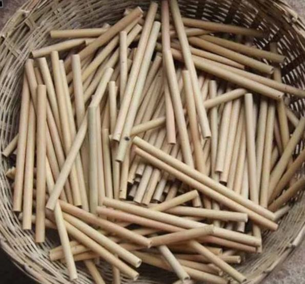 Vietnam Natural and organic bamboo straw set/Bamboo straw amazon supplier/Factory price Bamboo Straw