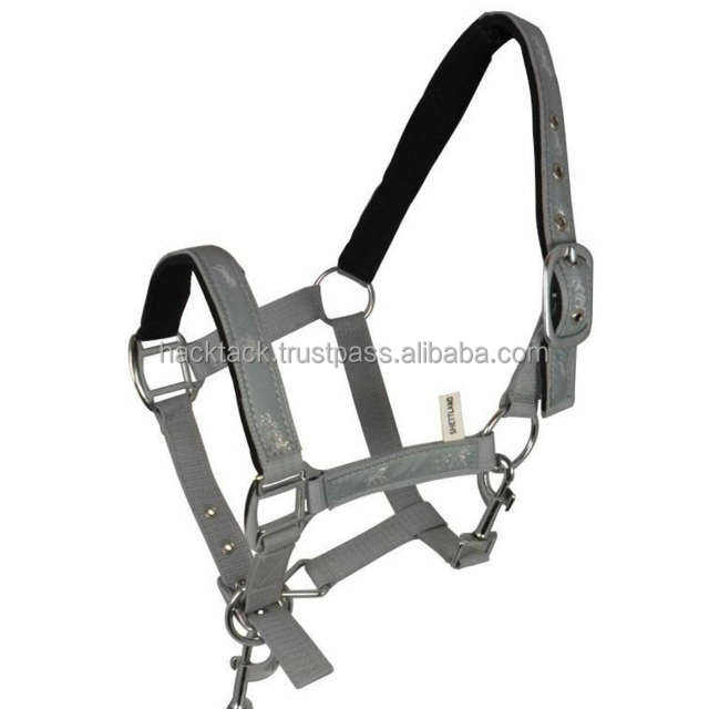 Top quality Horse Customize Bridle Protection Horse nylon halter