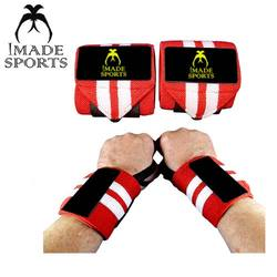 Powerlifting, Bodybuilding, Weight Lifting Wrist Supports for Weight Training