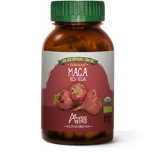 Herbal Extract Organic red Maca Capsules