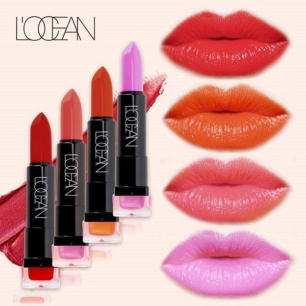 Locean Tint Stick 15 Colors Lipstick Type of Tint Stick [OEM ODM Private Label]