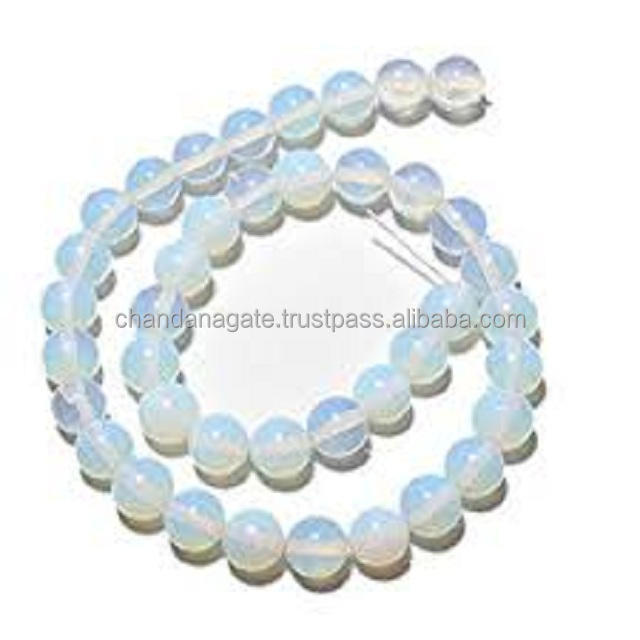 beads for jewelry making Opalite beads crystal beadsBeads wholesaler
