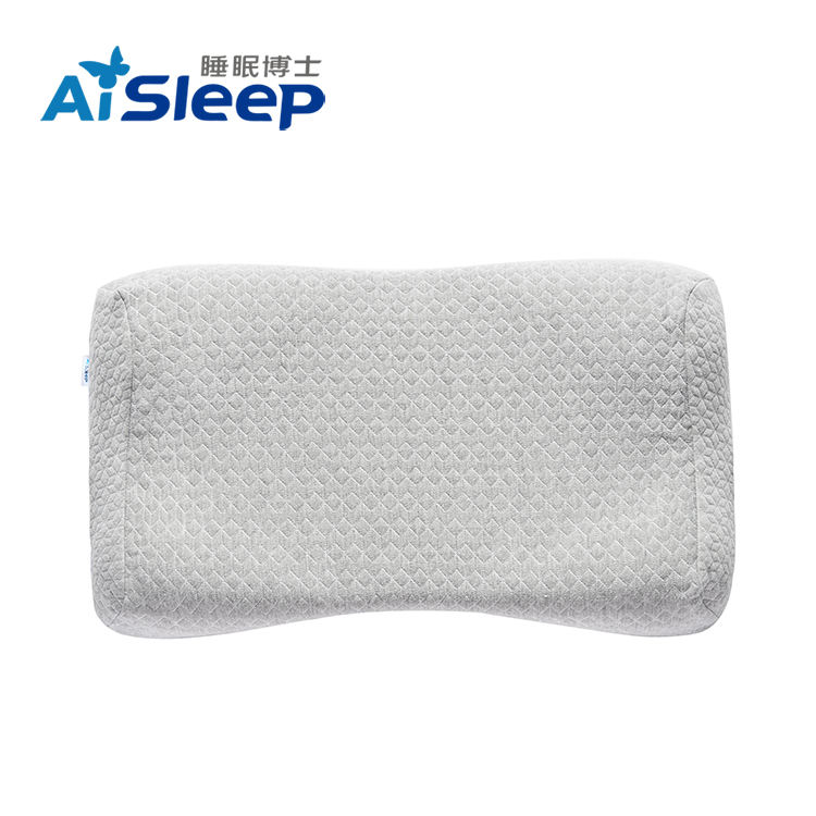 skin friendly zero pressure shredded health care moulded memory foam pillow