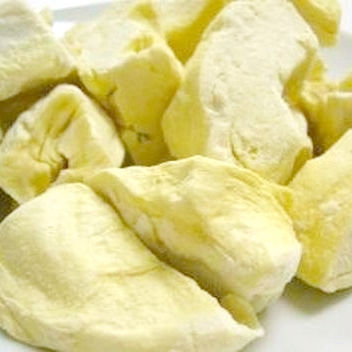 Freeze Dried Durian Chip - High Quality 100% Ri6 Durian - Produce of Vietnam