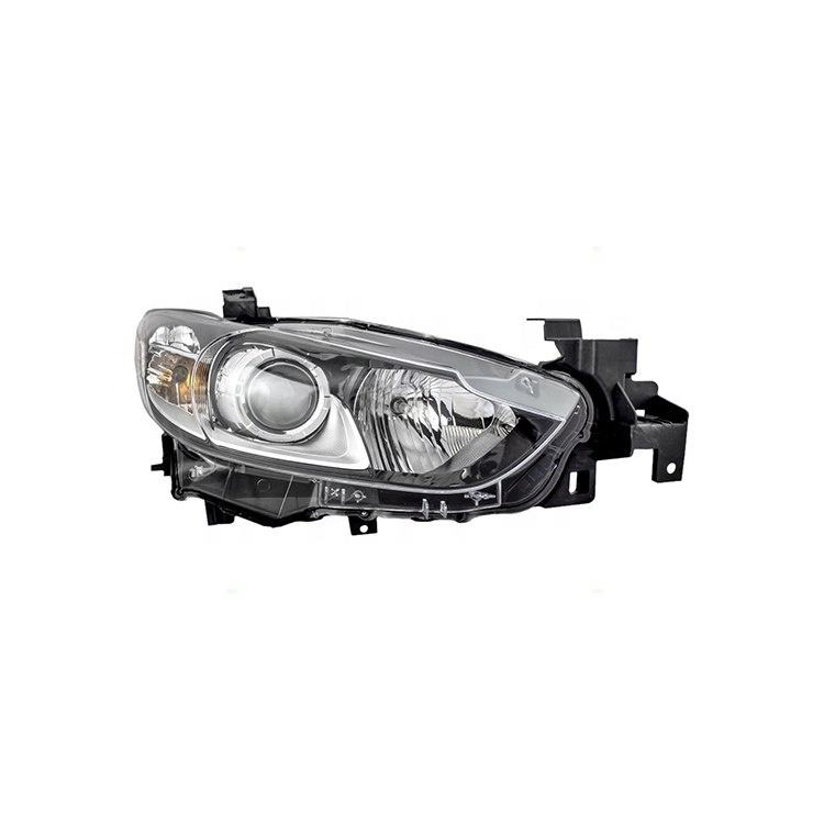 Car Parts Headlight Assembly for Mazda 6 14-17 Halogen GMP2510K0