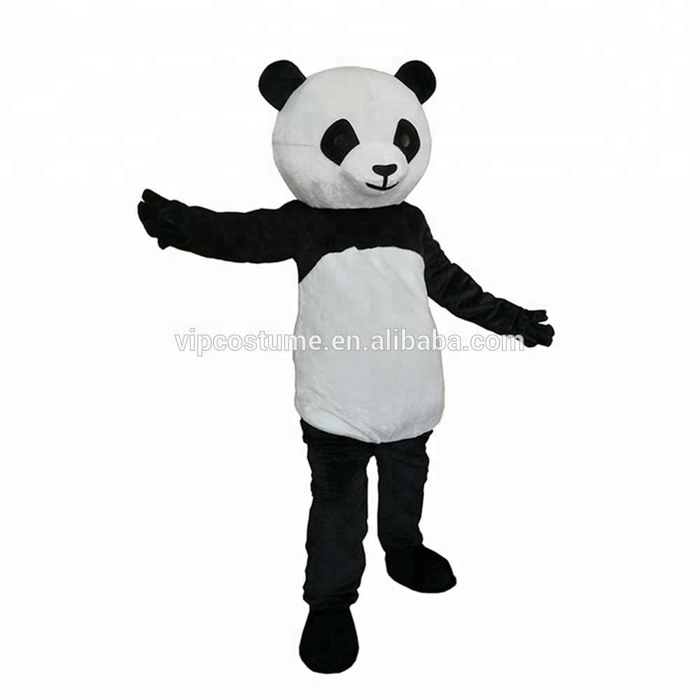 2018 <span class=keywords><strong>Professionale</strong></span> Su Misura Moscot Costume Panda Animale Del Fumetto del Carattere <span class=keywords><strong>Della</strong></span> <span class=keywords><strong>Mascotte</strong></span> <span class=keywords><strong>Costumi</strong></span>