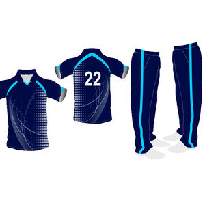 2018 custom new design cricket jerseys pattern, sport t-shirts cricket