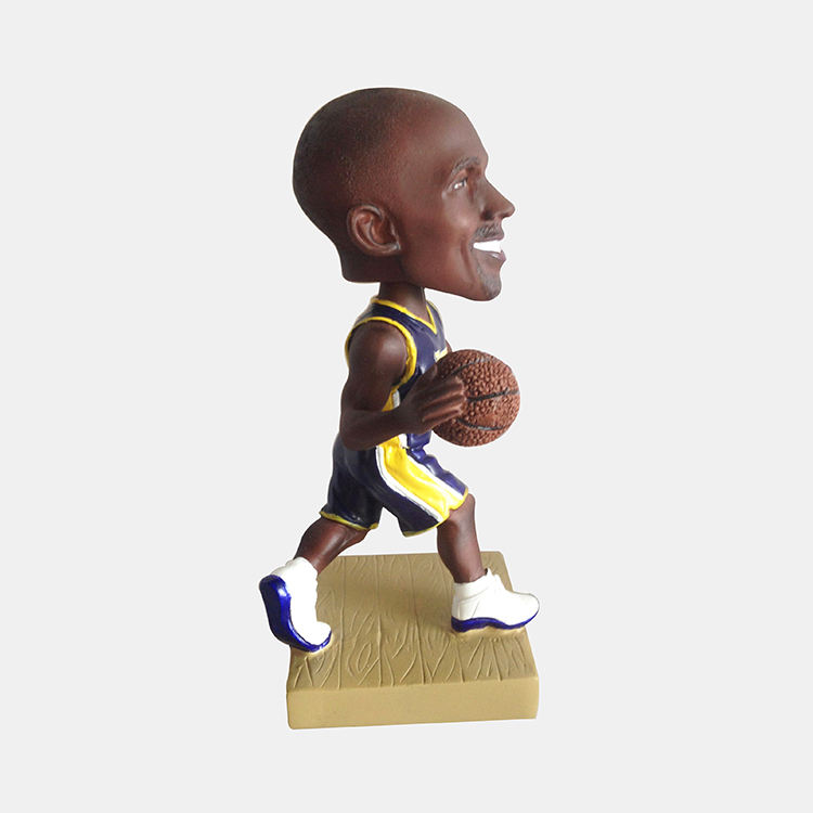 Kobe unique bobble head souvenir Sports Figurine