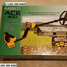 Honours Shipping ****Garret** Ace 400 Metal Detector