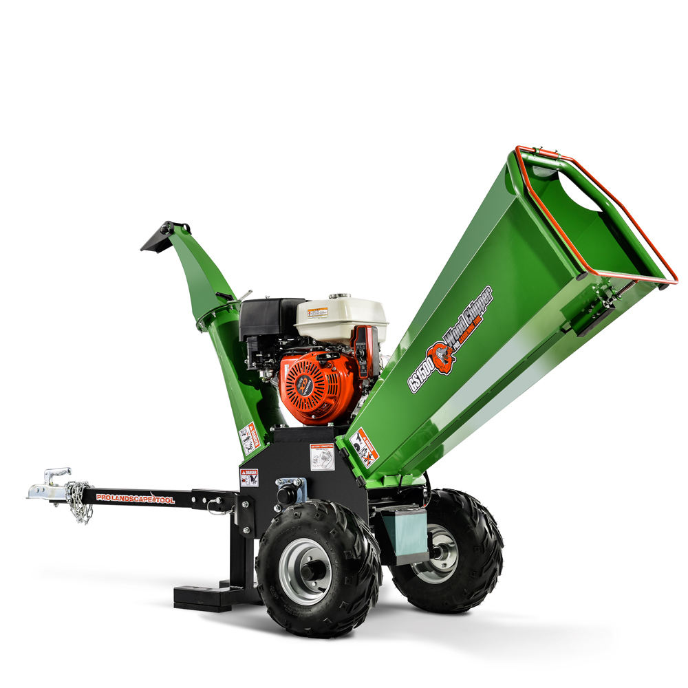 TUV-CE/EMC Approved 15hp Gasoline Enginie Pro Wood Chipper Shredder Wood Chipper Machine, Wood Chipping Machine