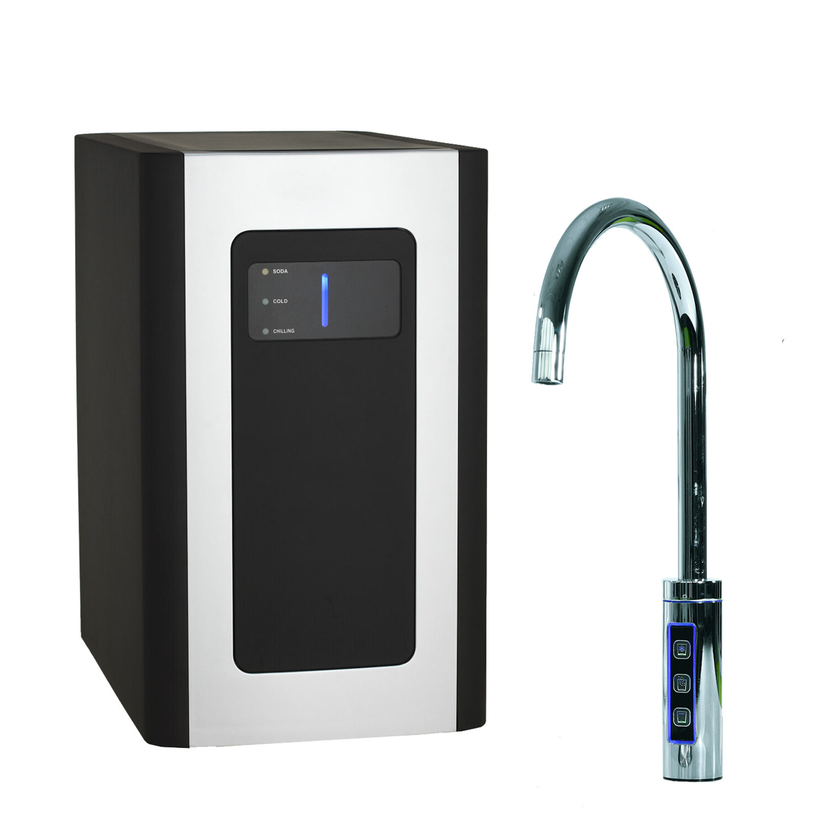 Pure Drinking Water Machine with Reverse Osmosis