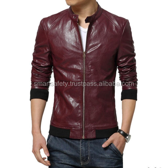 2018 Boys most wanted Lather Jackets ( Unisex ) Customized oem