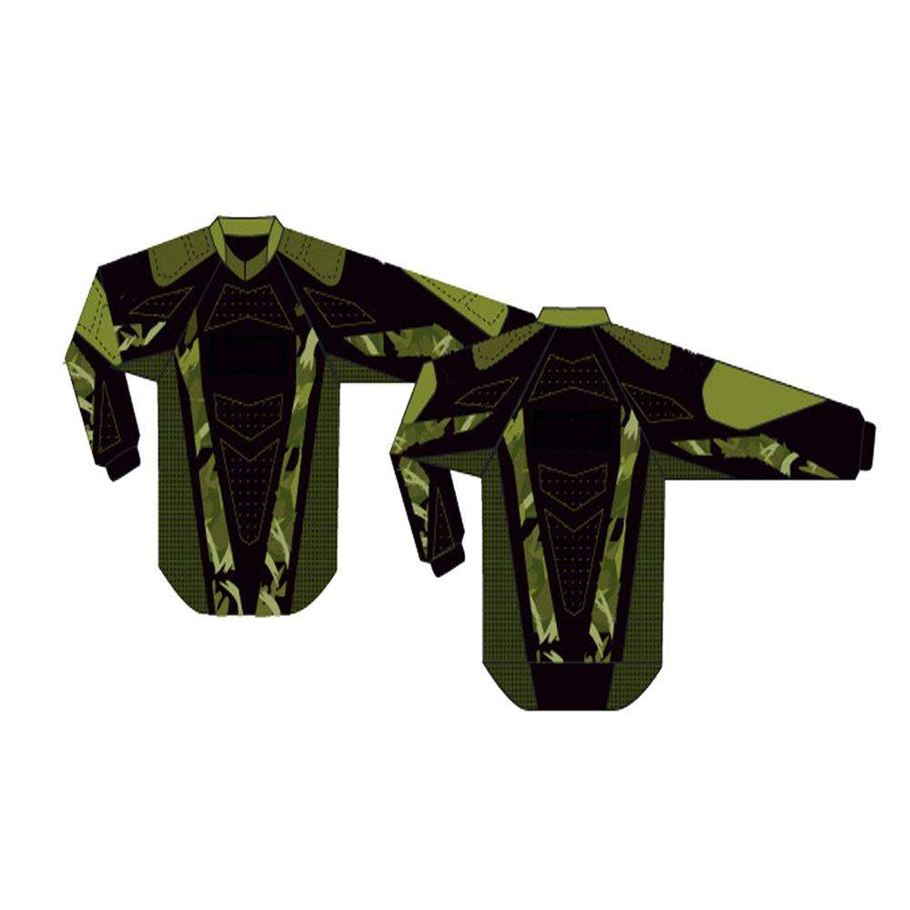 Paintball Maillots/Paintball Sublimation Maillots/Sublimation Imprimé Paintball Maillots
