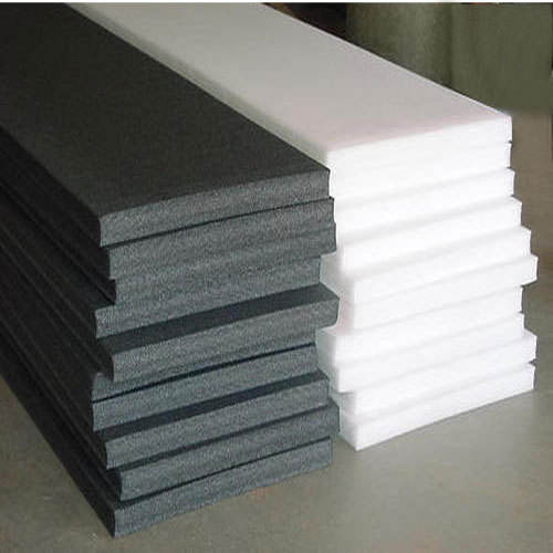 Wit PVC foam board plastic PVC plaat