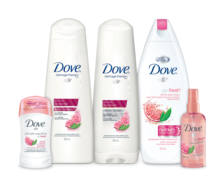 Hot Sale Dove Go fresh Body Wash, Pomegranate and Lemon Verbena